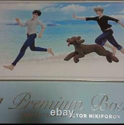 Yuri! On Ice Kachisei Yuri & Victor figure set Premium Box anime skating